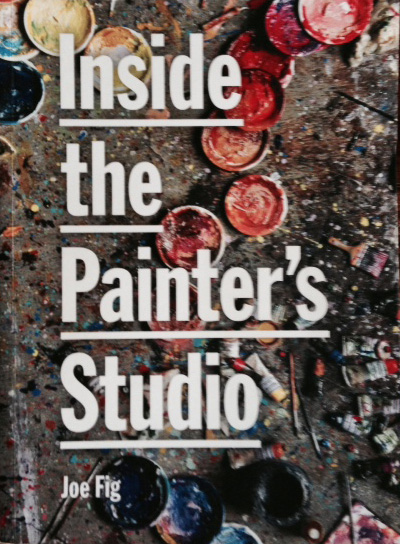 Bookcover -Insdie the Painter's Studio.